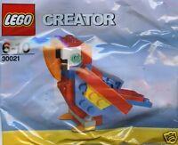 LEGO CREATOR Papagei 30021