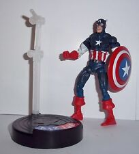 Marvel Universe Legends Showdown CAPTAIN AMERICA toy biz complete #557