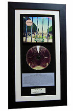 TAME IMPALA Lonerism CLASSIC CD GALLERY QUALITY FRAMED+EXPRESS GLOBAL SHIPPING!