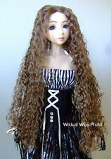 WIG for SUPER DOLLFIE Size 8-9  Christine Ginger Brown