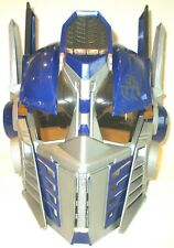 Transformers Optimus Prime Electronic Voice Changer Mask 2006 Hasbro Works Great