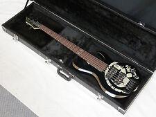 BC RICH John Moyer Signature Havoc Skull 5-string BASS guitar Black w/ HARD CASE