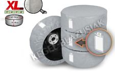 """Protective Covers Bag Storage For Spare Wheels Tyres XL 17"""" 18"""" 19"""" 20"""" 4Season"""