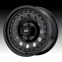 American Racing AR62 Outlaw II Satin Black 17x8 6x5.5 0mm (AR627883B)