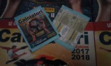 """CALCIATORI PANINI 2017-2018 BUSTINA """"IL FILM DEL CAMPIONATO"""" 1ª USCITA"""
