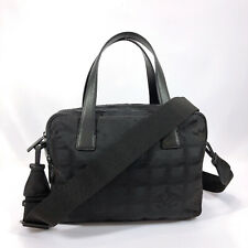 CHANEL Handbag Shoulder bag New travel line Nylon Women