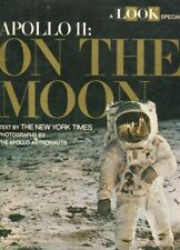 Look Magazine July 1969 Moon Landing Special Edition and hundreds of color photo
