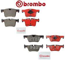 For BMW F22 F23 F31 F32 F33 F34 Front & Rear Ceramic Brake Pad Sets Kit Brembo