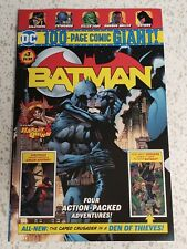 DC Comics 100-Page GIANT! BATMAN #3 Wal-Mart Exclusive Comic Jim Lee Cover!
