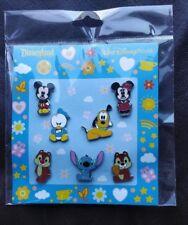Disney Trading pins Walt Disney World  booster set