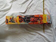 Action Man Sky Jumper Kite. Item still strapped in box. box slightly damaged