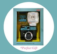 Lomography Diana Mini 35mm Film Camera Point & Shoot with F+ and Flash Pack NEW