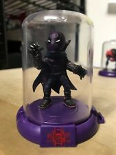 "1x PROWLER SPIDER-MAN INTO THE SPIDER-VERSE MARVEL DOMEZ 2"" MINI FIGURE"