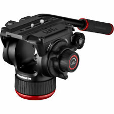 Manfrotto 504X Fluid Video Head with Flat Base (replaces 504HD) Mfr #MVH504XAH