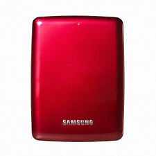 "Samsung Portable Hard Disk Drive P3 2tb External HDD Usb3.0 2.5"" Red Color"