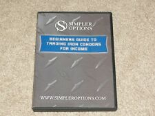 Bruce Marshall SimplerOptions Beginners Guide To Trading Iron Condors for Income