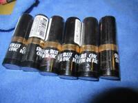 x6 Revlon Super Lustrous Creme Lipstick 042 Lilac Mist Sealed 6 Piece