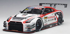 1/18 2015 NISSAN GT-R R35 NISMO GT3 BATHURST 12 HOUR WINNER AUTOART BIANTE BNIB