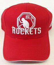 NBA Houston Rockets Adidas Snap Back Cap Hat Beanie Style #VP79Z NEW!