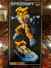 Transformers 3rd Party Masterpiece Seaspray Fans Toys FT-27 Spindrift - MINT!!!!