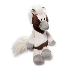 NEW PLUSH SOFT TOY NICI Horse Club - Dangling Brown Poonita Pony Horse - 35cm