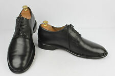 Derby shoes GEOX All Leather Black T 44 VERY GOOD CONDITION