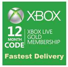 Xbox Live 12 Months Gold Membership Subscription Code [Read Before you Buy]