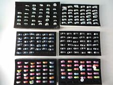 *US Seller* 50cents/ring 30 rings Christian Prayer Stainless Steel Ring