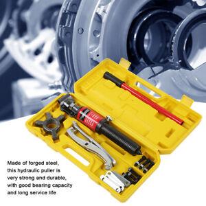 5Ton Universal Bearing Puller Hydraulic Pump Wheel Gear Hub Removal Tool Set UK