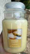 Yankee Candle Shortbread