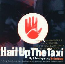 Hail Up The Taxi By Taxi Gang On Audio CD Album 1995