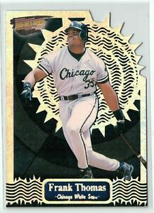 1999 Revolution Thorn in the Side #7 Frank Thomas White Sox!