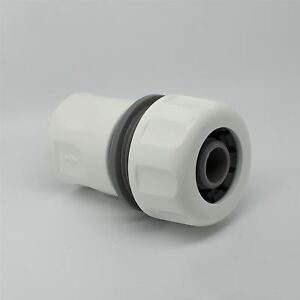 """Hozelock Compatible 3/4"""" Quick Hose Pipe Connector Garden Joiner Tube Fitting LL"""