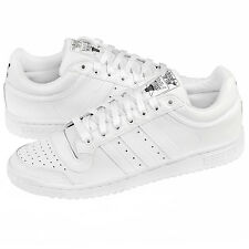 400a105625f5 NEW RARE Adidas Originals Top Ten Low Men s Shoes Triple White Leather  C77113
