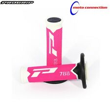 PRO GRIP 788 TRIPLE COMPOUND GRIPS LTD FLUO PINK HONDA CR85 CRF150