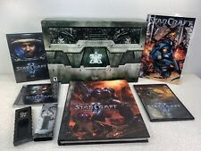 StarCraft II 2 Wings of Liberty Collector's Edition Box Set w/Game Read Descript