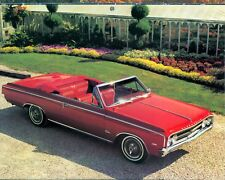 1964 OLDSMOBILE F85 CUTLASS 442  8X10 REPRODUCTION PHOTO
