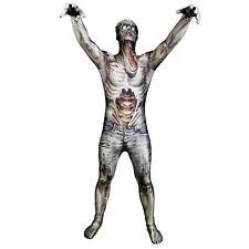 Morphsuit The Zombie Ganzkörperanzug Halloween Gr. XL  - original Lizenzware