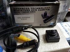 KPC-EX20H PINHOLE MICRO MINI 4.3MM B/W CCD CAMERA  SONY
