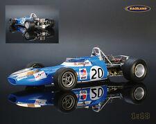 Matra-cosworth ms80 vencedor gp italia campeón mundial 1969 jackie stewart Spark 1:18