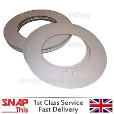 10 Professional Protective Heater Collars Wax Paper Rings Pot Collar Salon