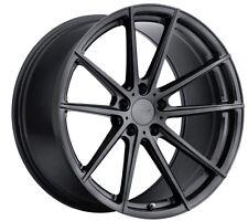 21x10.5 TSW Bathurst 5x108 Rims +45 Gunmetal Wheels (Set of 4)