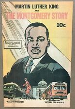MARTIN LUTHER KING AND THE MONTGOMERY STORY (NM) COMIC BOOK - NEW PRINTING IDW