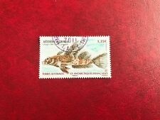TAAF FSAT FRENCH ANTARCTIC 2011 USED FISH