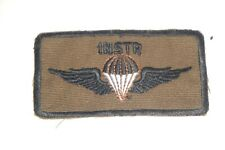 SOUTH AFRICA - BORDER WAR - SOUTH WEST AFRICA PARACHUTE INSTRUCTOR CLOTH Wing