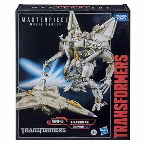 Hasbro Transformers Movie Masterpiece Starscream MPM-10 Decepticon NEW