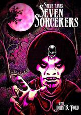 221 SEVEN SORCERERS Rainfall chapbook Tales of horror, fantasy & adventure.