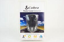 Cobra Radar Laser Detector Esd 9290 Detects all Radar & Laser Guns Brand New