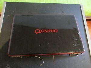 Display für Toshiba Qosmio X500 series
