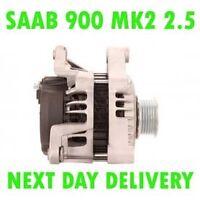 Saab 900 mk2 2.5 V6 alternator 1993 1994 1995 1996 1997 1998 1 year warranty